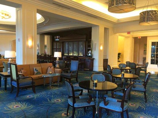Waldorf Astoria Orlando : Lobby lounge
