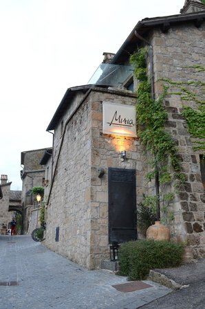 Misia Country Resort: Hotellet udefra