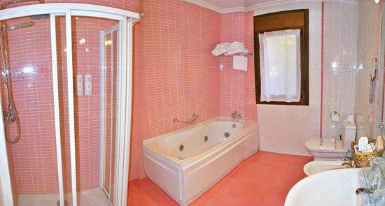 Hotel Villa la Argentina: Aseo apartamento