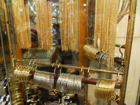 Gold Souk: цепочки