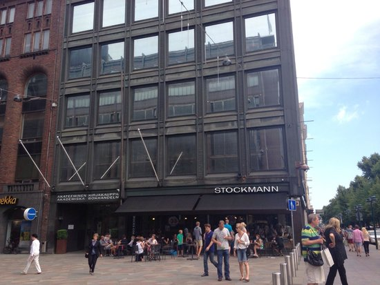 Stockmann's Department Store: Stockman