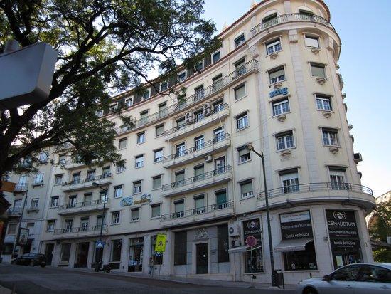 O Bigode do Rato: the gorgeous building