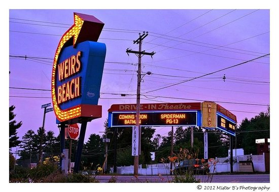 Weirs Drive-In Theatre