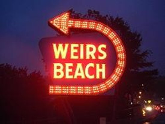 Weirs Beach Drive-In Theater