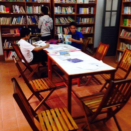 Bibliothèque de Luang Prabang : Luang Prabang Library