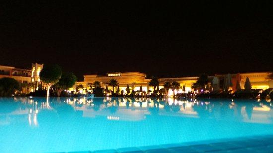 Be Live Collection Saidia : L'hotel le soir
