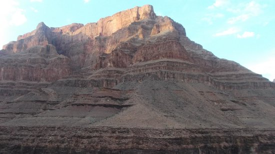 Grand Canyon Helicopters - Las Vegas : At the base of the grand canyon