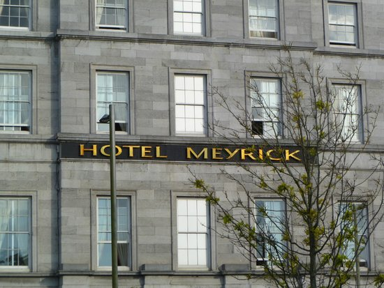 Hotel Meyrick From Eyre Square