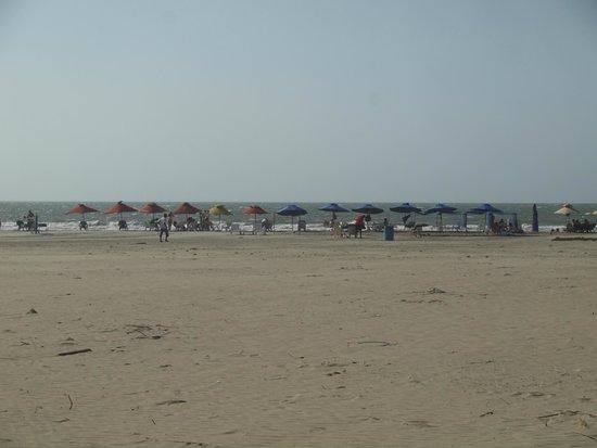 Hotel Caribe: public beachfront