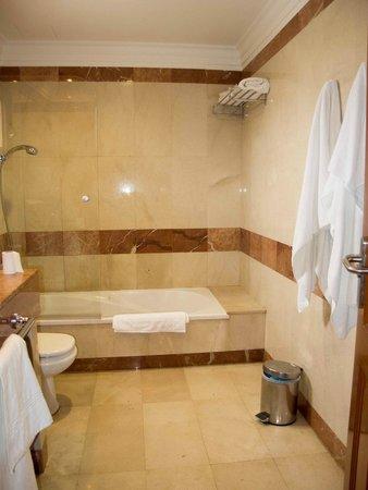 Las Marismas de Corralejo : Bathroom