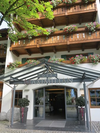 Hotel Maximilian: Hotelansicht