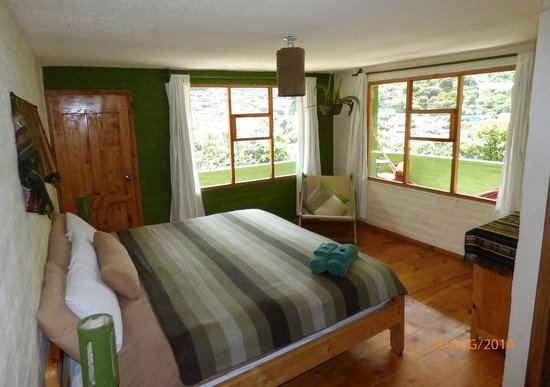 La Casa Verde- Eco Guest House: one of the superior matrimonial rooms