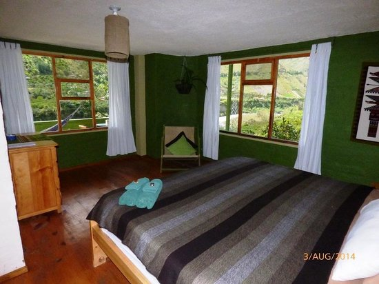 La Casa Verde- Eco Guest House: another of the superior matrimonial rooms