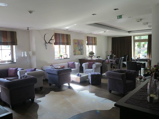 Hotel Maximilian: Cafe