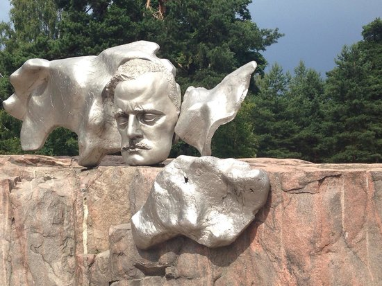 The Sibelius Monument : Sibelius the composer