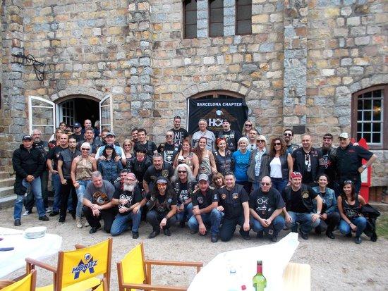 Hotel Restaurant Santa Fe De Montseny: foto de grupo
