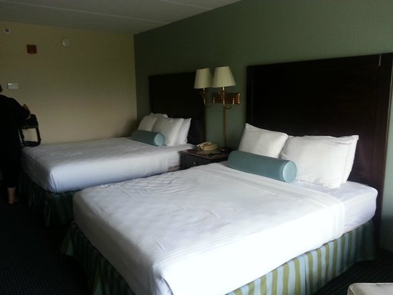 Capt Hiram's Resort : chambre