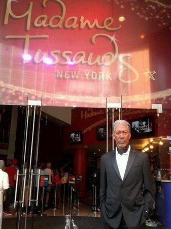 Madame Tussauds New York : entrata