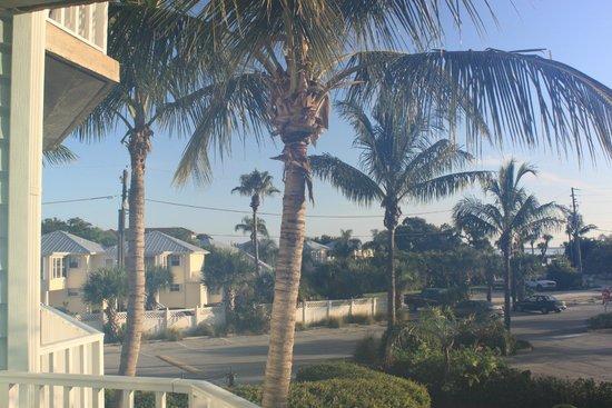 Capt Hiram's Resort: vue de la chambre