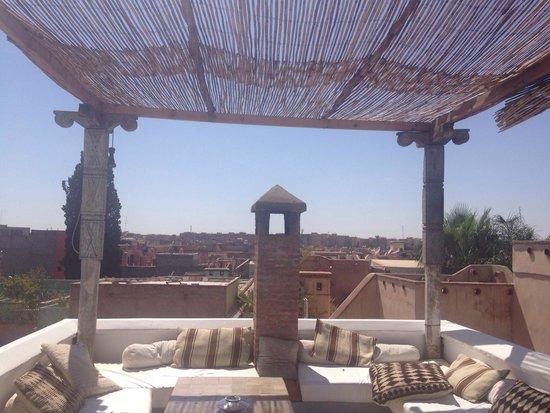 Hotel & Spa Riad Edward : Roof terrace
