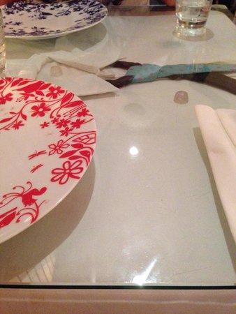 Rakang: Интересный декор стола