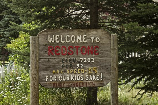 The Redstone Inn: Small town charm