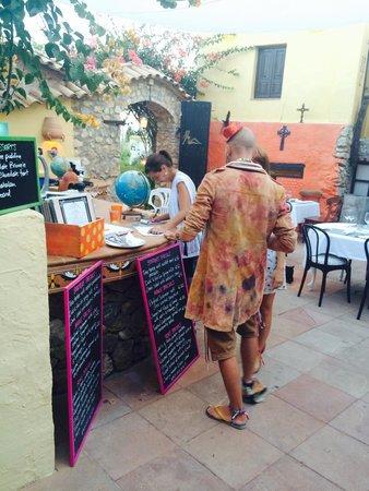 Pikes Ibiza : Ristorante