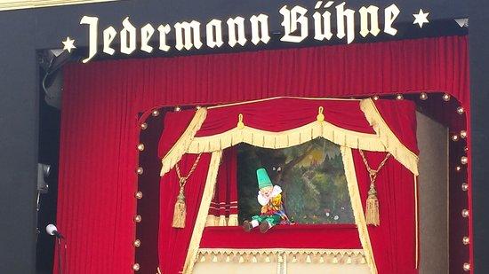 Salzburger Marionetten Theater: Teatro de Marionetes