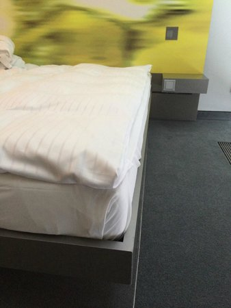 INNSIDE by Melia Munich Parkstadt Schwabing : poor mattress :(