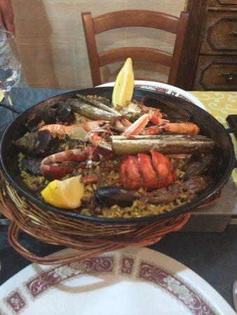 Galicia Mar : Such a good paeliya ill come here again