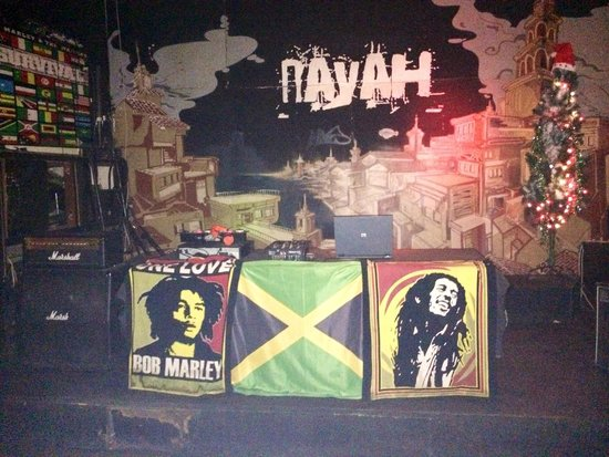 Nayah Reggae World Music Club