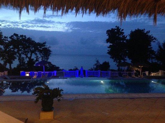 Paradisus Rio de Oro Resort & Spa: Royal service area