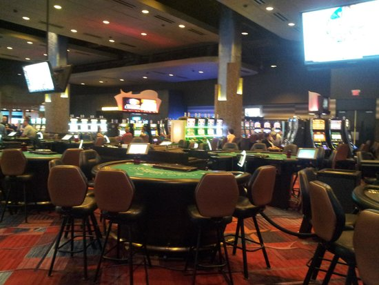 Casino at Harrah's Cherokee: Cherokee Casino
