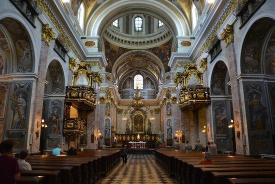 La cathédrale Saint-Nicolas