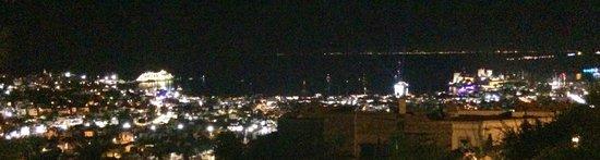 The Marmara, Bodrum : Evening view