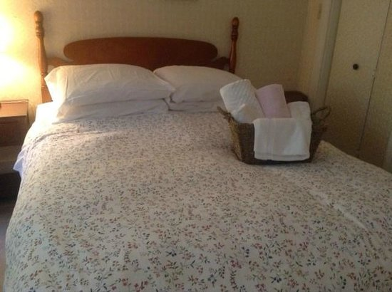 Manse Lane Bed & Breakfast: The Balcony Room - with private bathroom