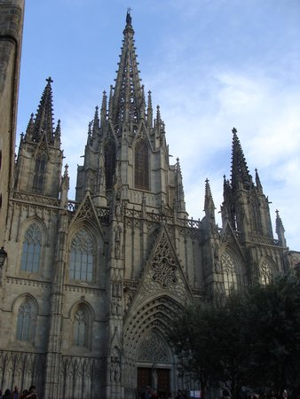 Barna House B&B: Barcelona Cathedral