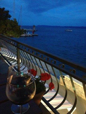 Restaurant Santo: Beautiful view