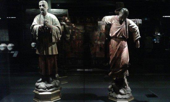 Museu do Oriente: Lindos esses bonecos.