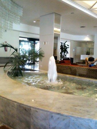 PortBlue San Luis: the lobby area
