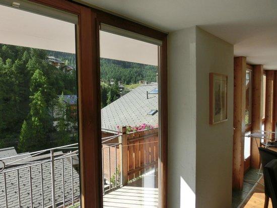 Apparthotel Casa Vanessa: Udsigt og balkon