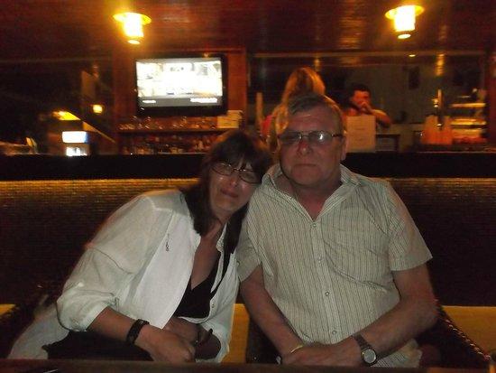 Emre Beach: пара из Великобритании  хорошие люди, провели с ними не один отличный вечер, жаль необменялись а