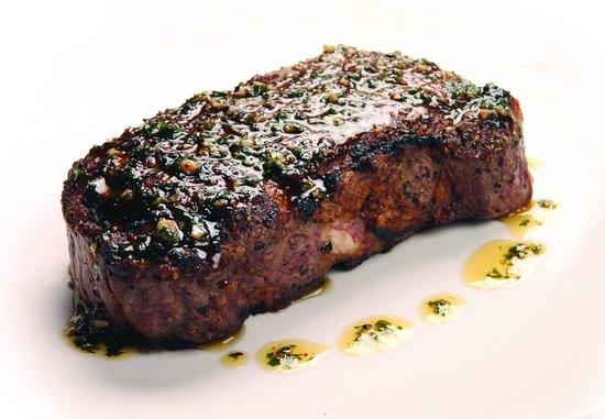 Red, The Steakhouse: C.A.B. Prime Ribeye