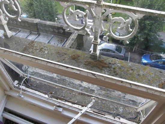The Palace Hotel : Window