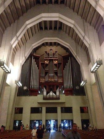 St. Joseph's Oratory of Mount Royal: organ