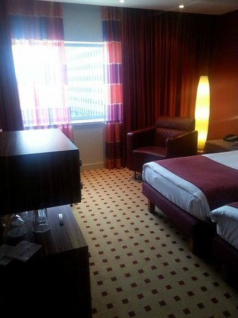 Radisson Blu Hotel, Liverpool: Our Room