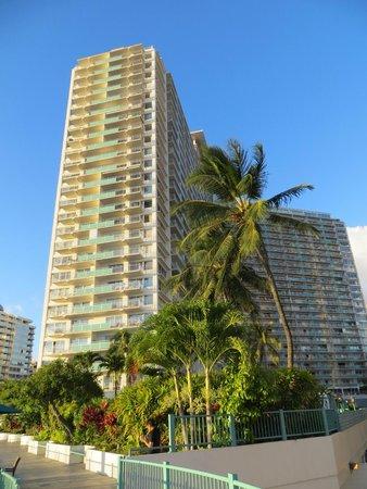 Waikiki Marina Resort at the Ilikai: hotel
