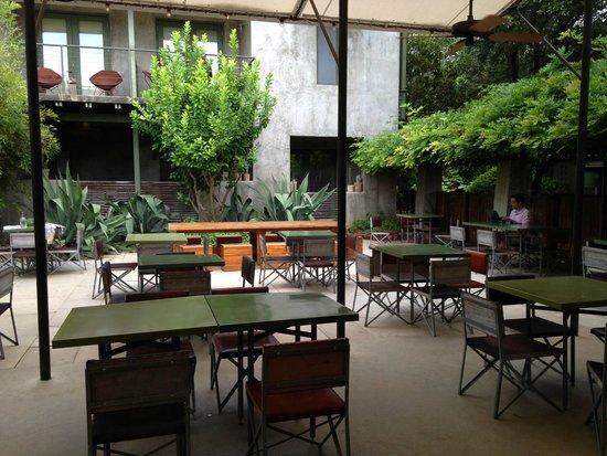 Hotel San Jose: lounge