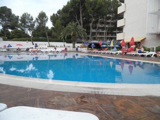 Inter2Salou : The pool