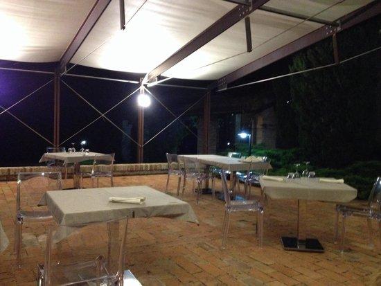 Agriturismo Bartolacci: Quiet place